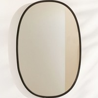 Hub Oval Mirror | Urban Outfitters