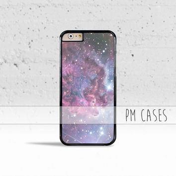 Faded Nebula Clouds Case Cover for Apple iPhone 4 4s 5 5s 5c 6 6s SE Plus & iPod Touch