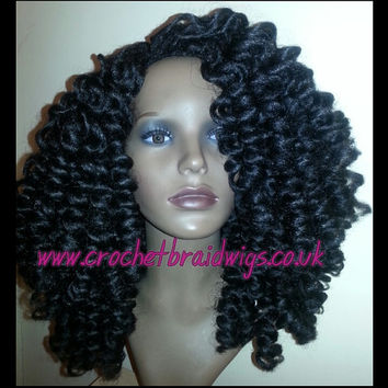Crochet Braid Wig