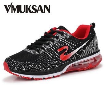 2016 New Men Flats Shoes Breathable Air Mesh Walking Shoes Max Man Trainers For Men Za