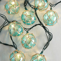 Nautical Float the Idea String Lights by ModCloth