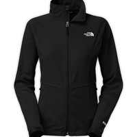 The North Face Women's Jackets & Vests SOFTSHELLS WOMEN'S CIPHER HYBRID JACKET