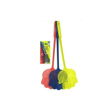 3 Pack Fly Swatters (assorted Colors)
