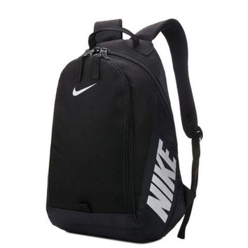 PEAPDQ7 High Quality Nike Print Laptop Bag School Backpack Bag
