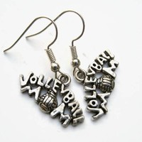Volleyball Mom Earrings