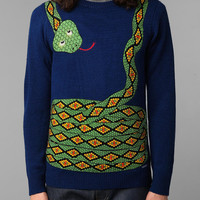 Urban Outfitters - Toddland Snake Sweater