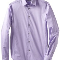 Calvin Klein Men's Body Slim Fit Dress Shirt