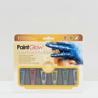 PaintGlow Glitter Face & Body Gel Kit at asos.com