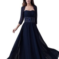 Mother of the Bride Dress with Jacket Bridesmaid Dresses Prom