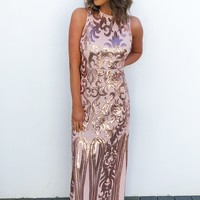 Event Ready Maxi: Rose Gold