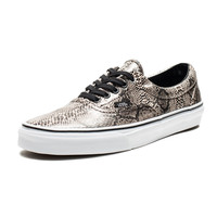 VANS ERA SNAKE - BLACK/KHAKI | Undefeated