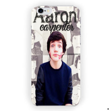 Aaron Carpenter Collage  Magcon Tour For iPhone 6 / 6 Plus Case