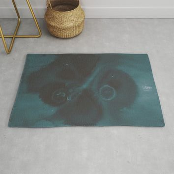 Wintergreen Rug by duckyb