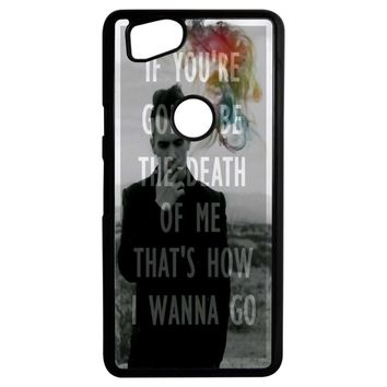 Brendon Urie Panic At The Disco 2 Google Pixel 2 Case