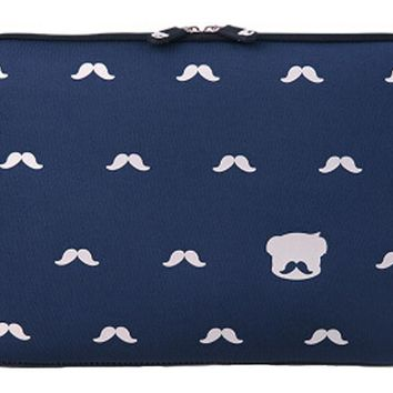 Laptop Cover Case For All 13-Inch Laptop Computers Case BLUE