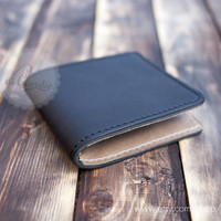 Mens leather wallets thin leather wallet slim wallets coin pocket wallets men leather wallets minimal wallet travel wallet coin purse wallet