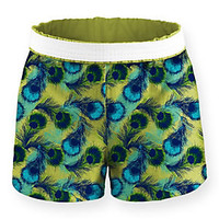 Printed Authentic Soffe Shorts