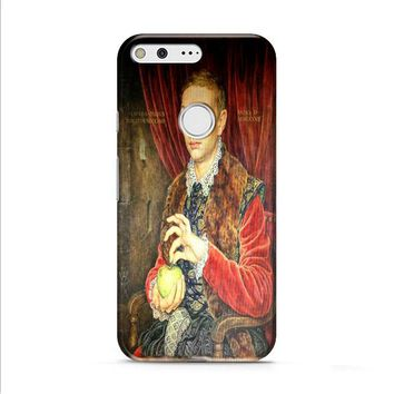 Boy With Apple Grand Budapest Hotel 1 Google Pixel XL 2 case