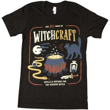 Book of Witchcraft Shirt