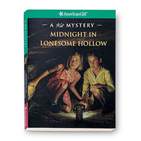 American Girl® Dolls: Midnight in Lonesome Hollow: A Kit Mystery - Paperback