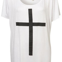 Cross Tee By Realitee
