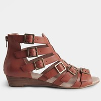 Deity Buckled Sandals