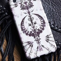 Free People Print Rubber iPhone 5/6 Case at Free People Clothing Boutique