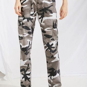 Vintage Colorful Camo Pant | Urban Outfitters