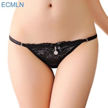 Sexy Women Breathable G-string Fashion Triangle Underwear for Women Briefs Thongs Girls Panties Knickers Sexy Underpants