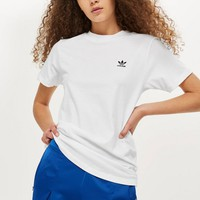 Small Logo T-Shirt by adidas Originals | Topshop