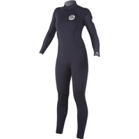 Rip Curl Dawn Patrol 3/2 GB Wetsuit - Women's Black,