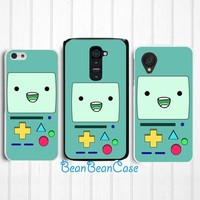 Beemo Adventure Time case for iPhone 6/4s/5/5s/5c, Samsung S5/Note4, Sony, LG Nexus, Nokia Lumia, HTC One, Moto X Moto G(R24)