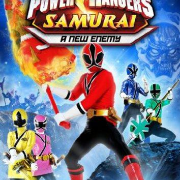 POWER RANGERS SAMURAI: A NEW ENE