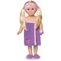 "My Life As 18"" Spa Vacationer Doll, Caucasian - Walmart.com"