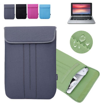 For ASUS Chromebook C200MA C201 Flip 11.6 inch Computer Laptop Bag Vertical Notebook Sleeve Neoprene Protective Skin Case Cover