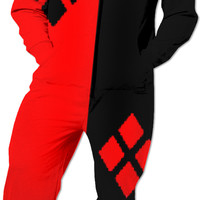 Harley Quinn Onesuit