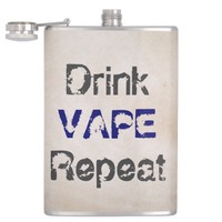 Funny Drink Vape Repeat