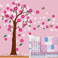 Vinyl Wall Decalswall stickersWall murals Cherri by walldecals001