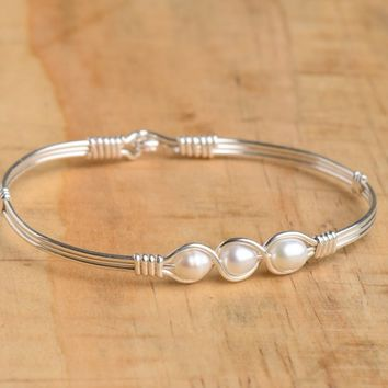 Ronaldo Bracelet The Waverly Silver