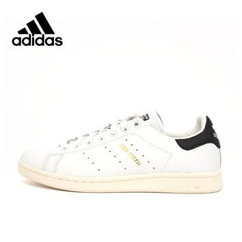 Original New Arrival Official Adidas STAN SMITH Unisex Skateboarding Shoes sneakers
