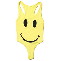 Smile Leotard (Select Size)