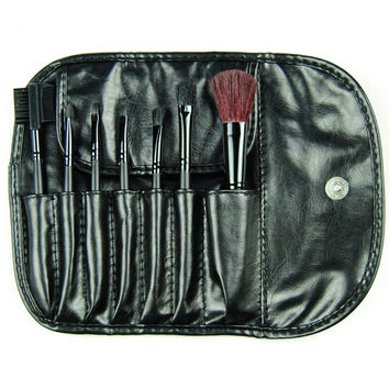 7-pcs Hot Sale Black Make-up Brush = 4830995588