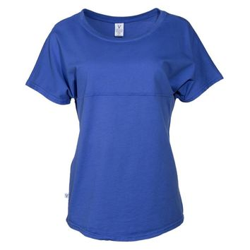 Callie Women's Short Sleeve Spirit Wear Jersey T-Shirt