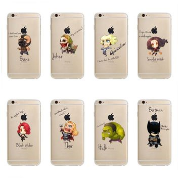 kuliai The Simpsons Cartoons Anime Phone Case For iPhone X 4 4S 5 5S 5C SE 6 6S 7 8 Plus XS XR XS MAX Cartoon characters