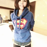 Sudadera Superman / Superman Sweater 2WH157 by Kawaii Clothing