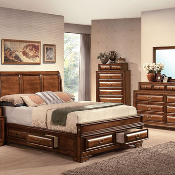 Konane Eastern King Bed  20444EK