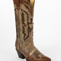 Corral Sequin Inset Cowboy Boot