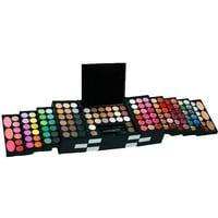 Cosmetic 148 Colours 5 Layers Drawer Type Makeup Set Palette with Mirror and Brush