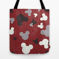 MICKEY MOUSE Tote Bag by Acus