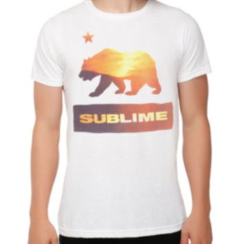 Sublime California Bear T-Shirt